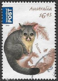 Australia 2013 Bushbabies (2nd series) $6.45 good/fine used